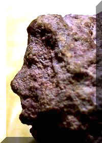 Human Figure in Hematite - Day's Knob Archaeological Site