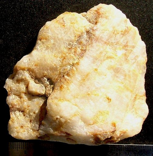 Quartz Tool / Figure Stone - Mac Poole Find, North Carolina