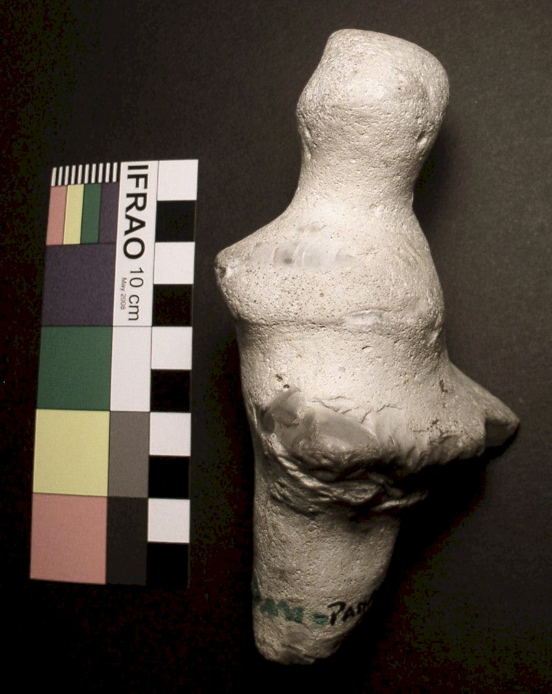 Venus of Pampau - Flint Artifact from Northern Germany