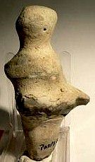 Figure Stone - Germany, Ursel Benekendorff Find